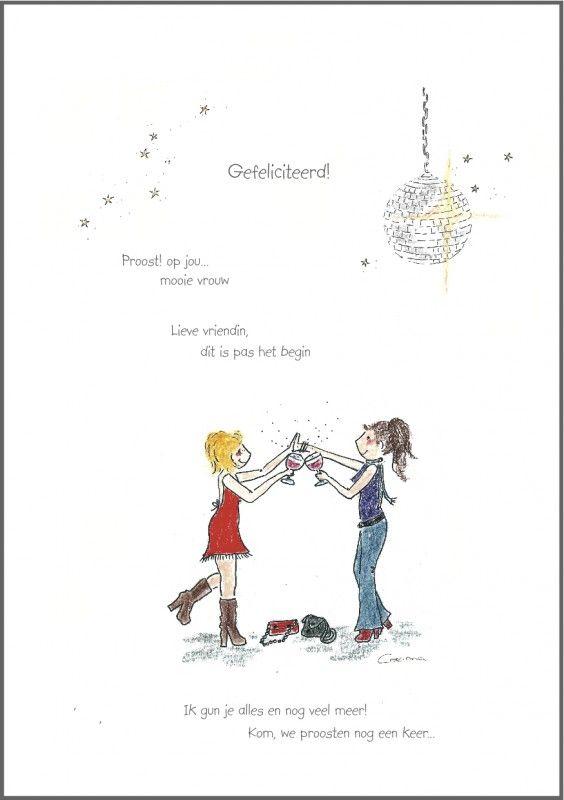 gedicht verjaardag lieve vriendin