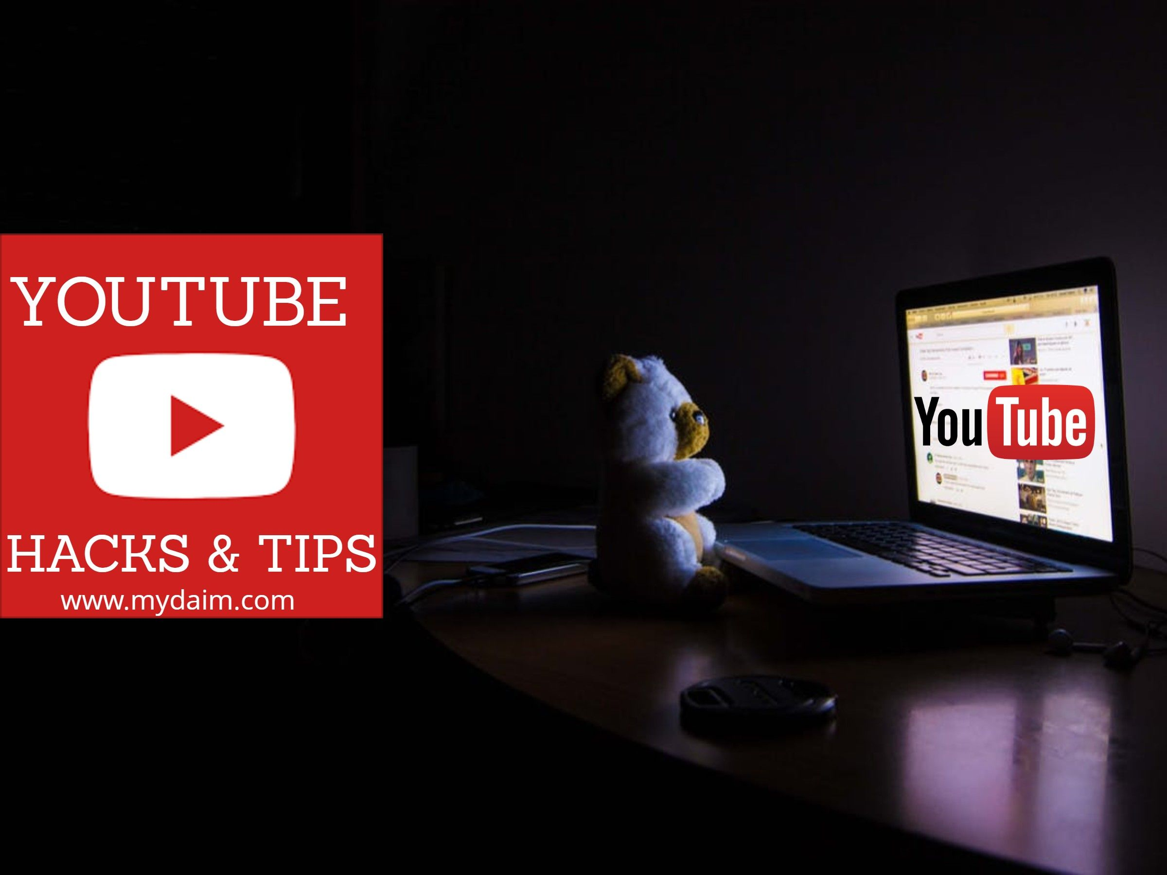 Youtube Hacks Tricks & Features You probably didn't know