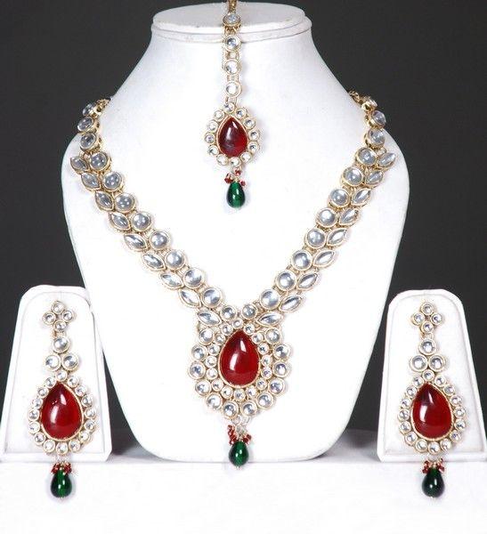 Indian Costume Jewellery Jewelry SetsIndian Wedding