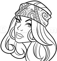 Chicano Art Coloring Pages Pin on Naruto shippuden