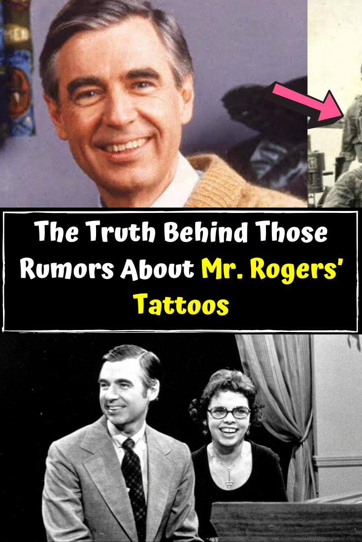 The Truth Behind Those Rumors About Mr Rogers Tattoos Vietnam Sniper Career And More Good News New Year 2020 Newyear