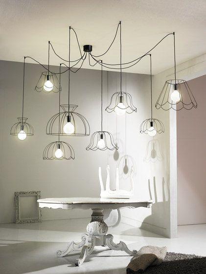 Idea twin - Nouveau lustre... | Pinterest - Verlichting, Lampen en ...