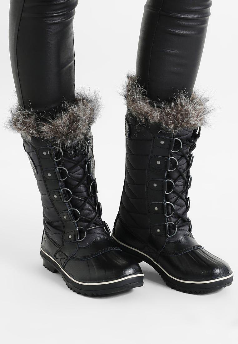TOFINO II SnowbootWinterstiefel black @