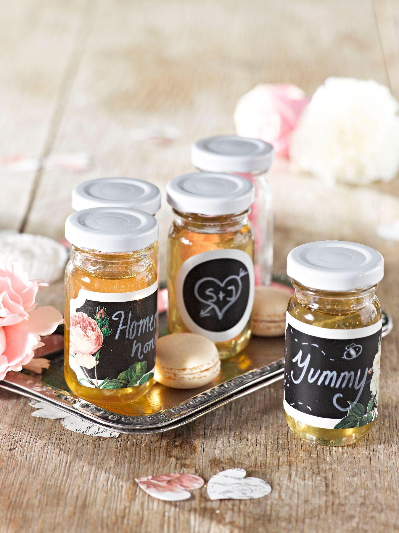 Tipps und Inspirationen für DIY Gastgeschenke bei der Hochzeit