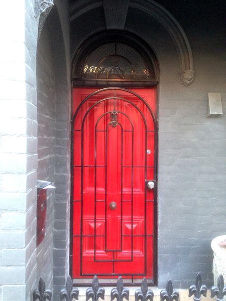front door with arched window - Google Search | Front door ...