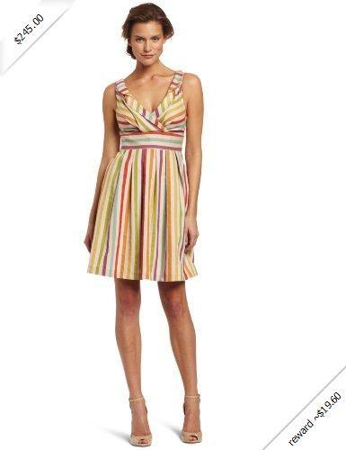 Eva Franco Women's Taffey Dress