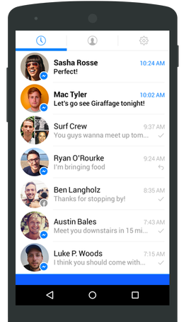 facebook messenger apk for android