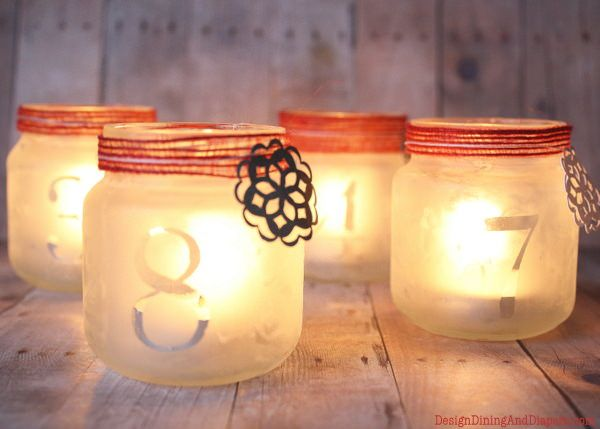 DIY Advent Calendar Projects - Easy Advent calendars, Small spaces
