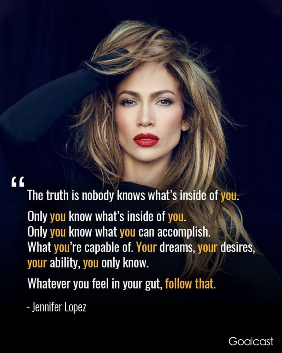 Happy 50th Birthday To The One And Only J Lo Jlo Jenniferlopez Happybirthday Happy50th Inspiration In Jennifer Lopez Quotes Woman Quotes Jennifer Lopez