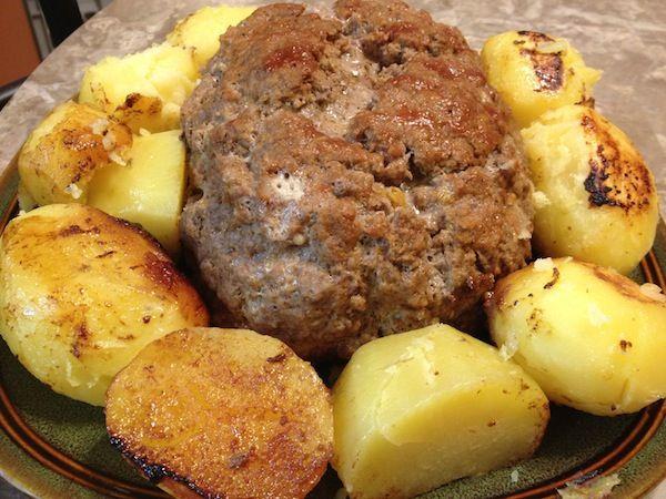 Meatloaf Yum So Fluffy With Steam Oven Dampfgarer Rezepte Rezepte Dampfgarer