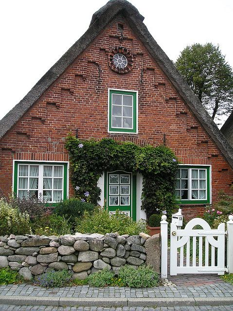 German Cottage German Houses Cottage Homes Cottage Style Homes