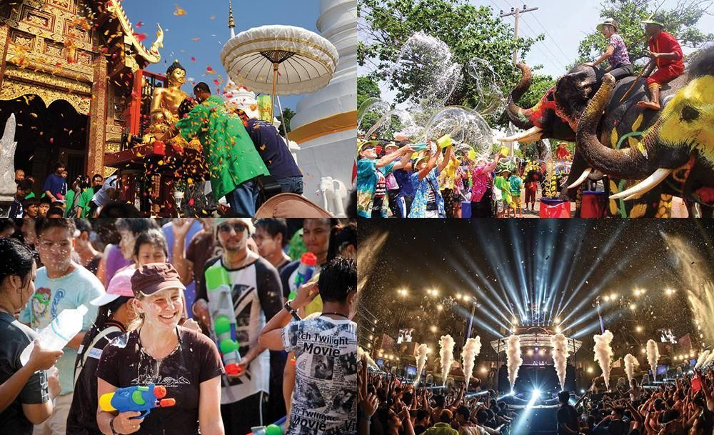 Your complete guide to Songkran in Bangkok