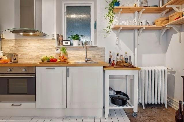 Mini cocinas llenas de grandes ideas | Planos de casas | Pinterest ...
