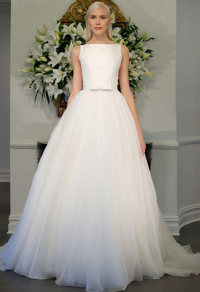 Legends Romona Keveza Wedding Dresses Channel Grace Kelly for Fall ...