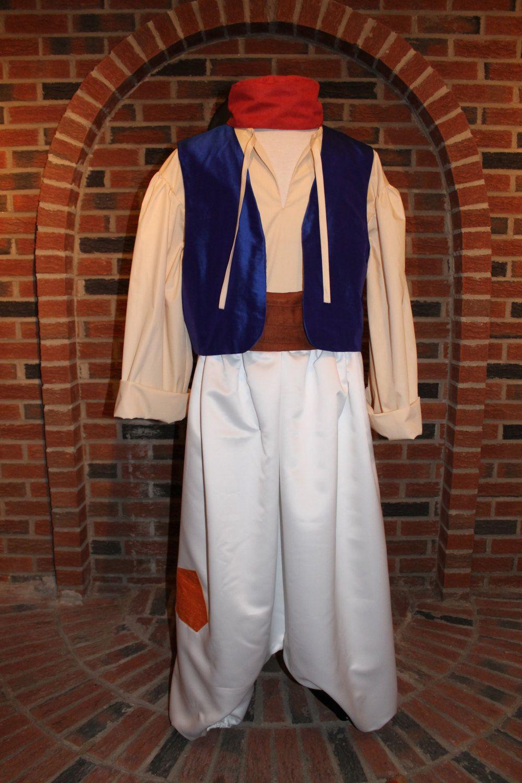 child aladdin genie costume google search aladdin. Black Bedroom Furniture Sets. Home Design Ideas