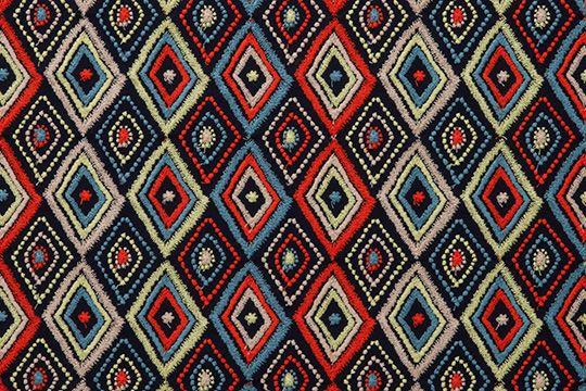 flower diamond: textile | minä perhonen