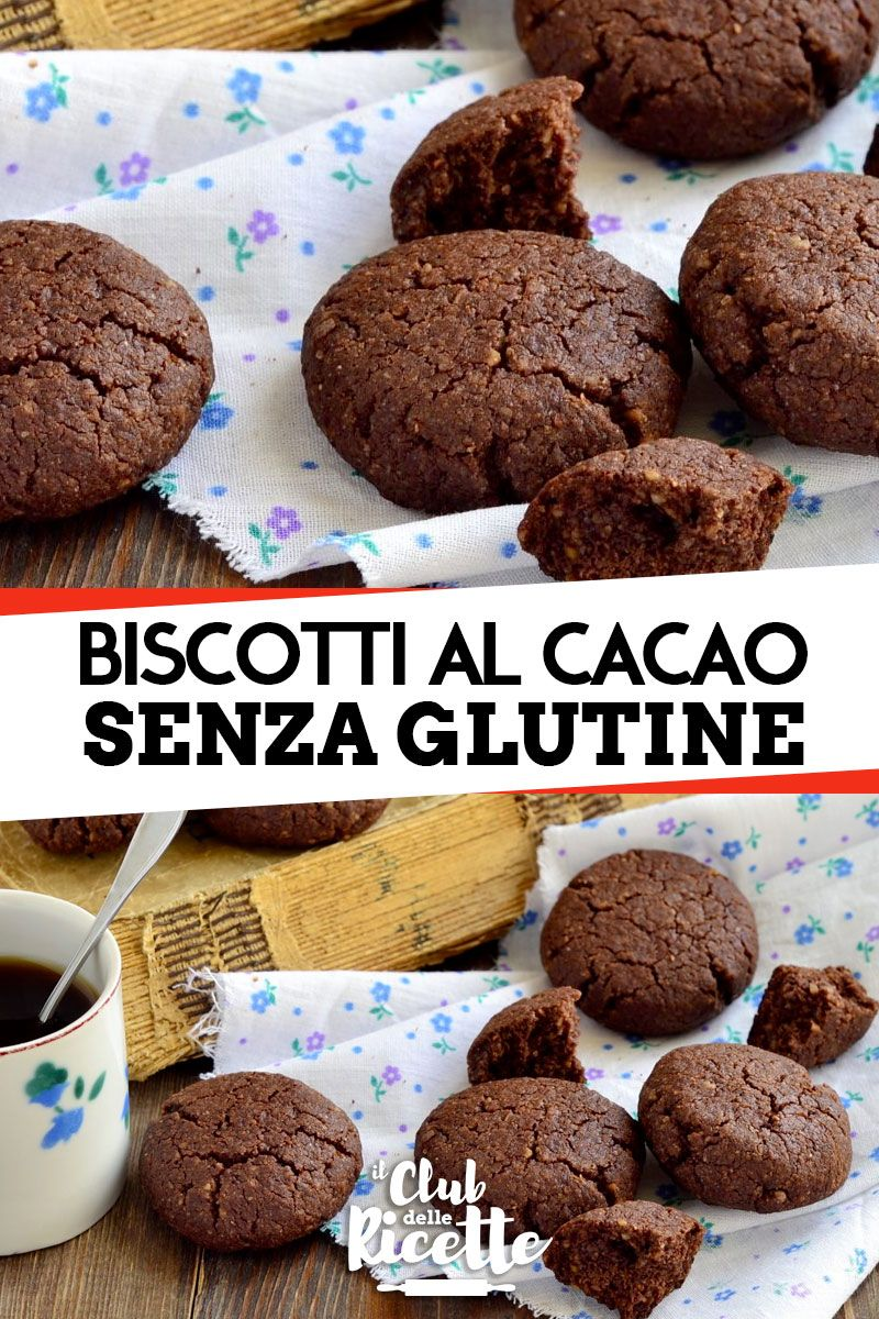 Photo of Gluten Free Cocoa Cookies