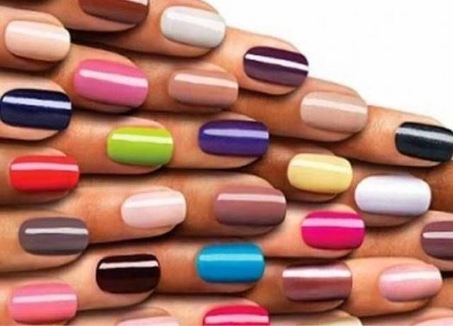 tendencias manicura otoo invierno en invierno tendemos a utilizar colores ms oscuros de acuerdo con la moda y con lo que llevamos puesto - Color De Uas De Moda