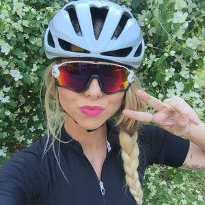 Oakley Jawbreaker Prizm >> Women's Oakley Jawbreaker | cycling | Cycling girls ...