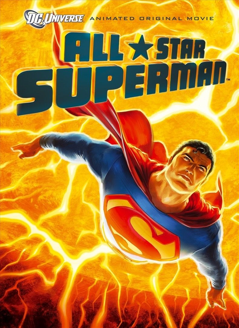 Pin by Caleb on Movies in 2020 All star superman