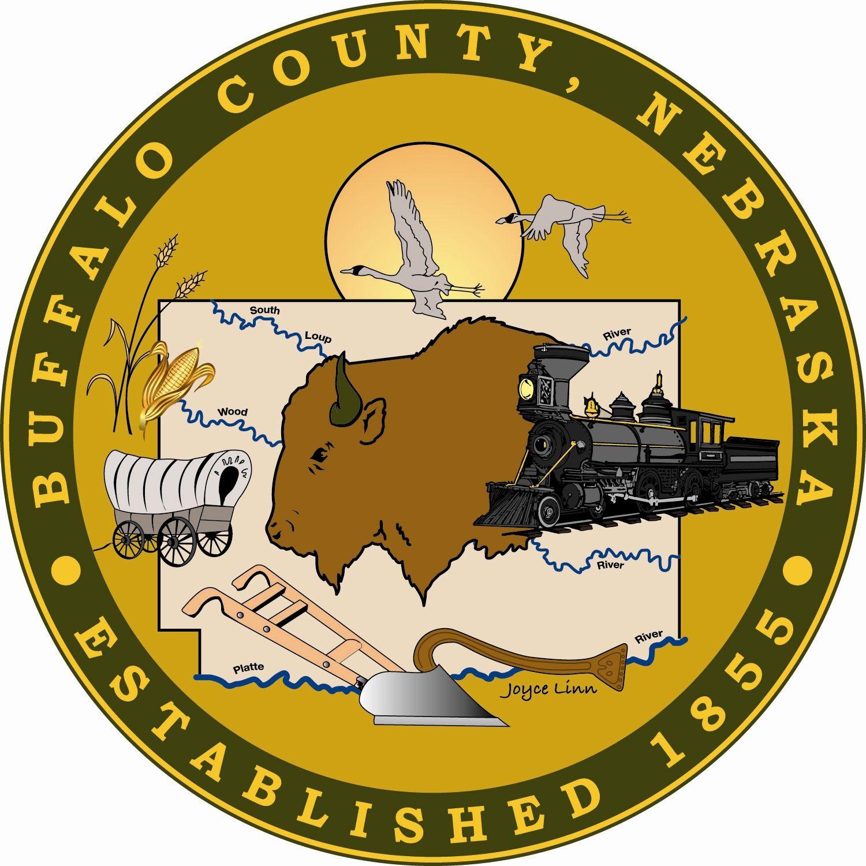 Countysealjpg 15001500 nebraska kearney buffalo county