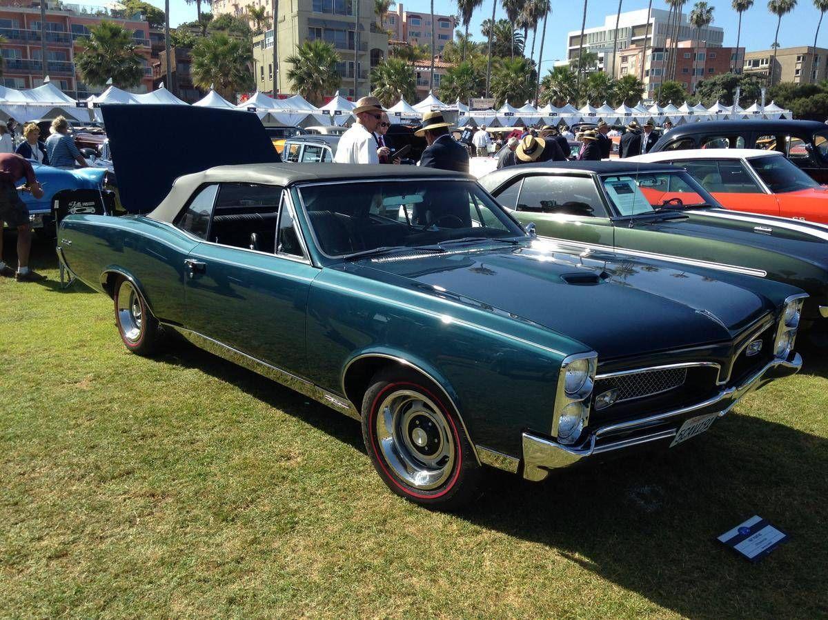 1967 Pontiac GTO Convertible | GTO\'s / LeMans / Tempest / Grand Ams ...