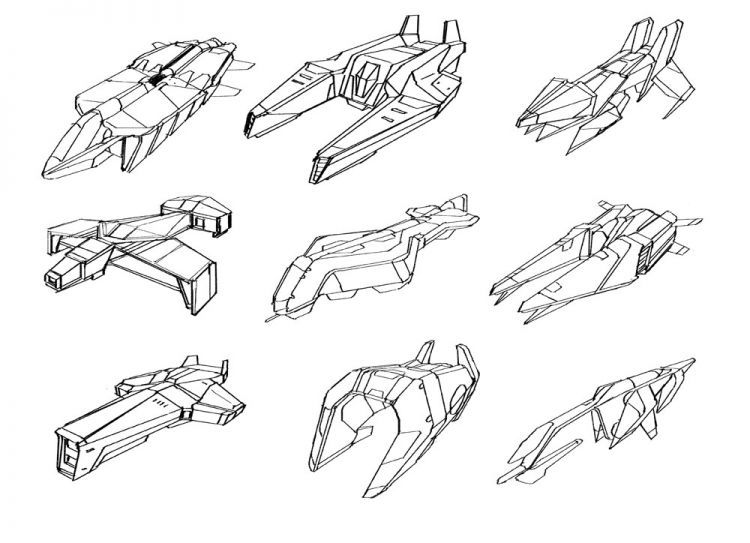 Pin By Micah T On Rimshot Spaceship Inspirations In 2019