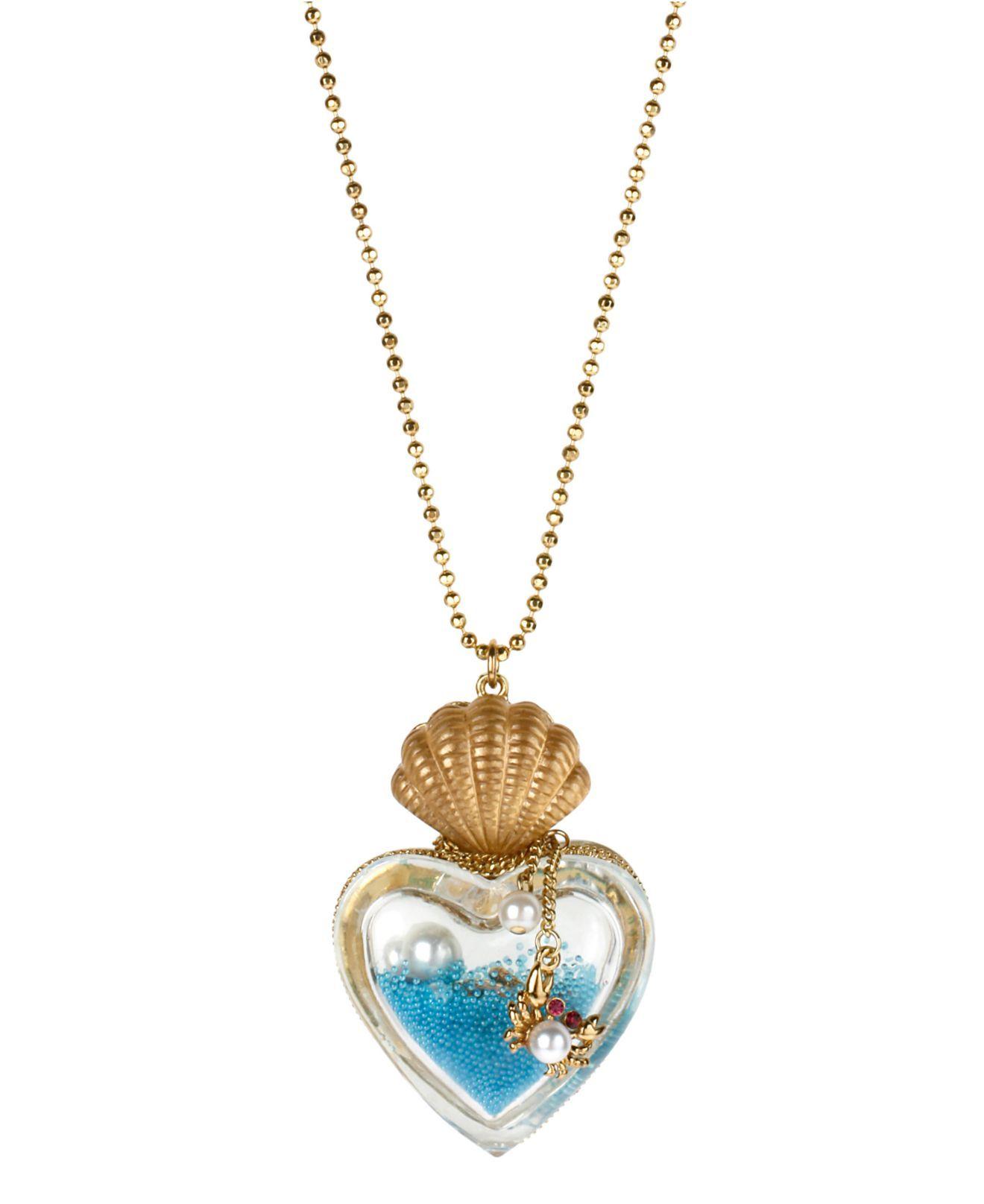 Bet ey john on mermaidtale heart bottle necklace cex uk bitcoins