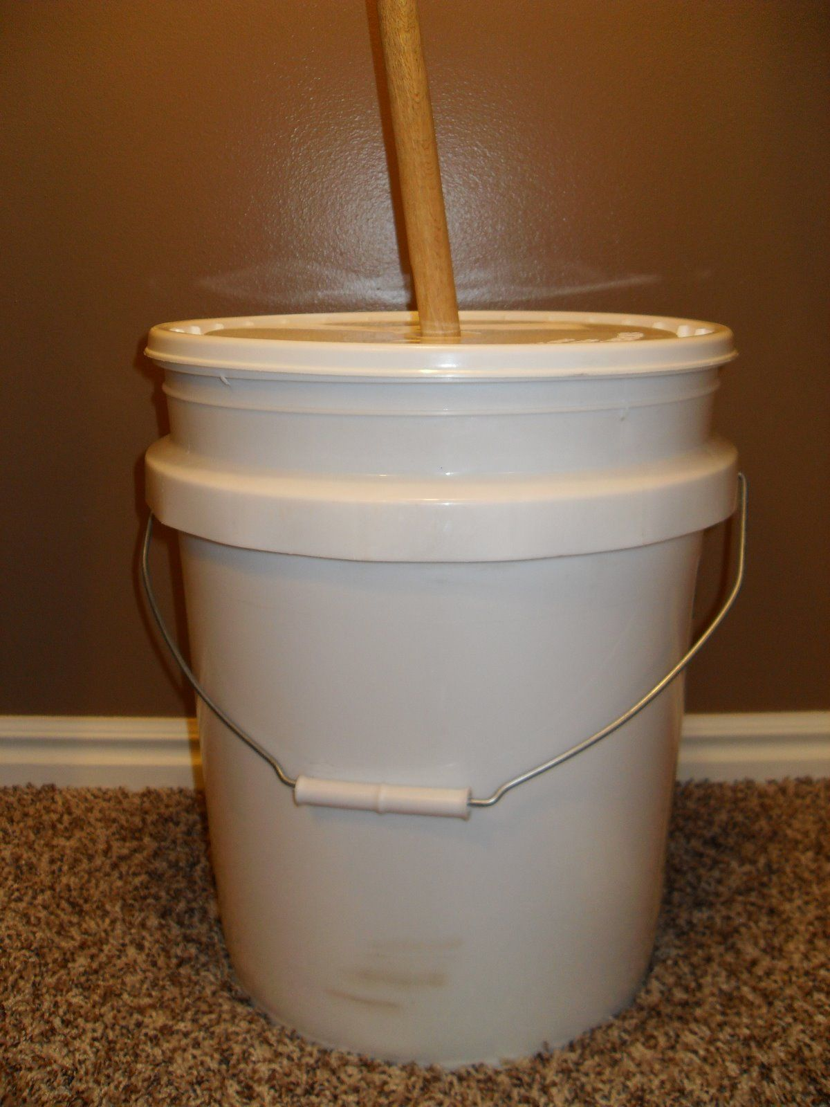Nice clothes washing kit that would be a nice, no-power addition to a long-term emergency or preparedness set up.  Can also see it being a great addition to a base-camp for hikers, cabins or hunters.  NOTE: You could store two 5-gallon buckets, stack one inside of the other. Use one bucket for the soapy water and the other for the rinse water. You may be able to wash and rinse a couple of batches of clothes without changing the soapy water depending on how dirty the clothes are.