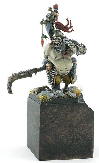 U.K. 2005 - Monstre Warhammer - Demon Winner, le site non officiel du Golden Demon