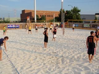 Summer Sand Volleyball Bar 101 And Wave Taco Area Activities Waves Volleyball