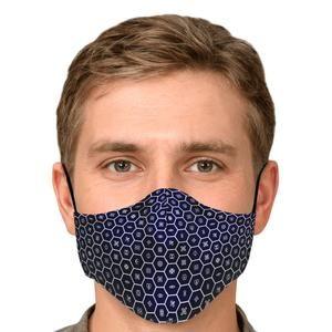Men's Reusable Face Mask - Soldier Complex 001