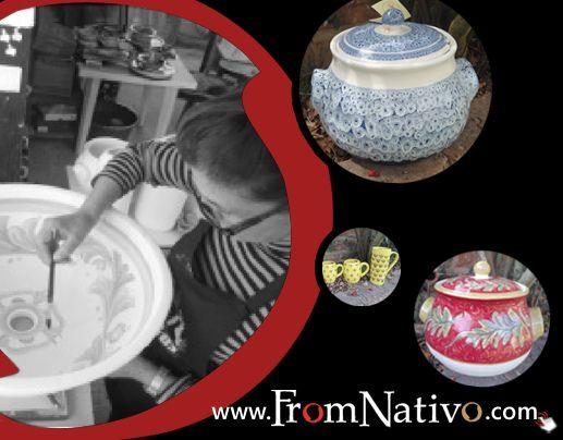 Lo mejor para tu hogar lo tenemos en FromNativo, piezas únicas, hechas a mano con el mejor material. Entra a www.FromNativo.com descubre la esencia.