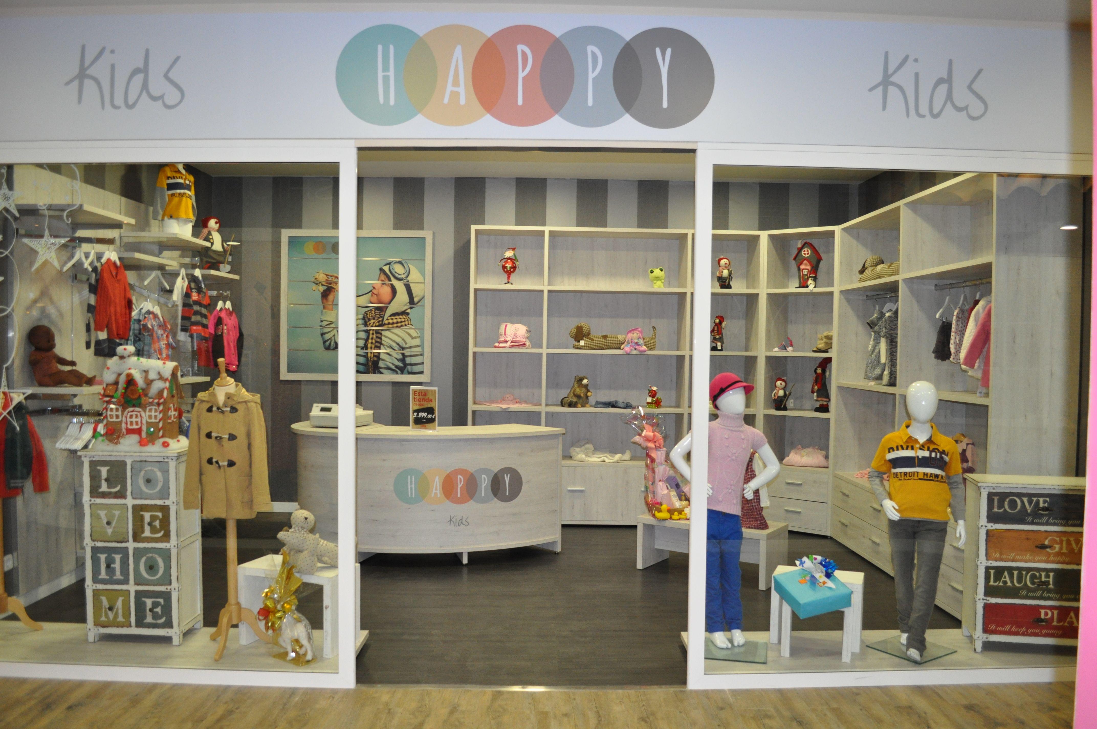 049d33f79 Solución tienda de  ropa de niños en  Retif. Encuentra todo lo que  necesitas para tu  tienda.