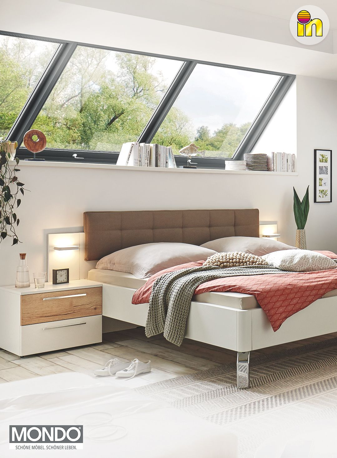 Schlafzimmer Modernes Wohnen Haus Deko