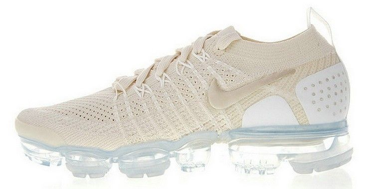 45eb33042448 Nike Air VaporMax Flyknit 2 0 Light Cream White Metallic Gold 942843 ...