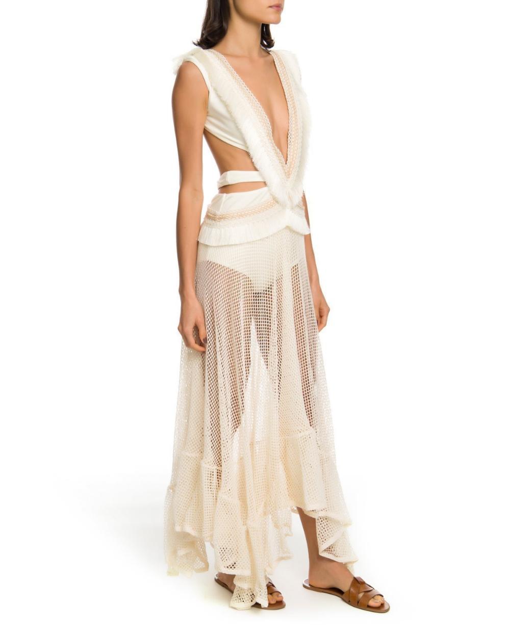 Patbo Fringe And Mesh Cutout Maxi Dress Pre Order Patbo Cutout Maxi Dress Maxi Dress Online Maxi Dress [ 1250 x 1000 Pixel ]