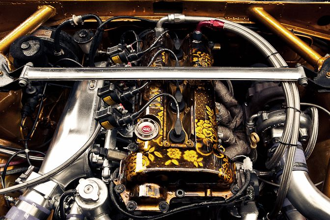 Car Feature>> Beau's Nissan Powered Ae86 | Sick Engines