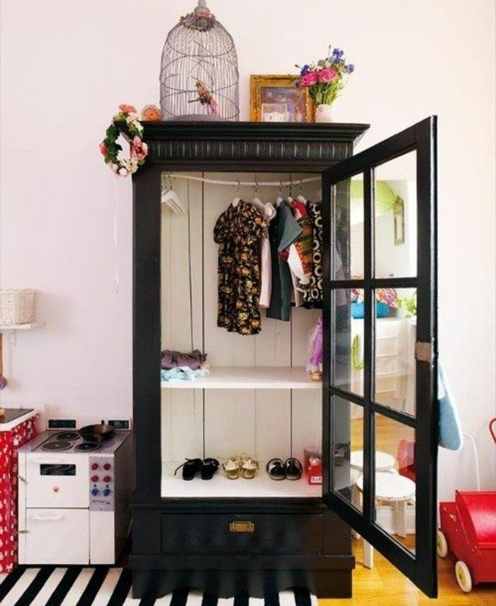 ▷1001+ idées pour relooker une armoire ancienne Armoires and DIY
