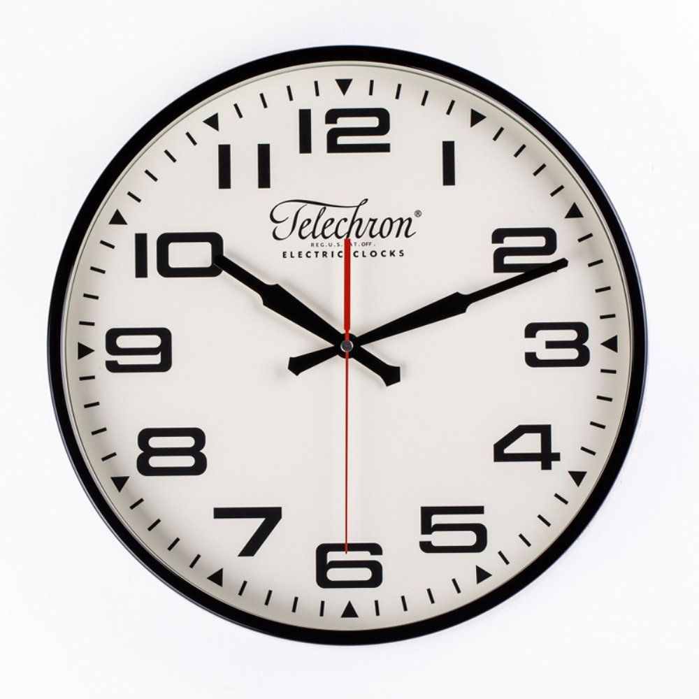 The Bedford Wall Clock Clocks At Hayneedle Contemporary