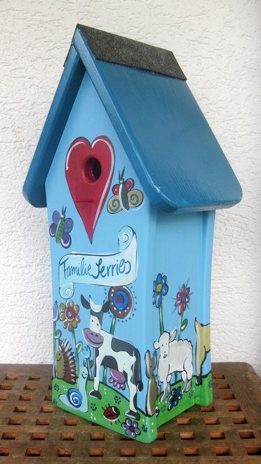 1391940427 72 vogelhuis bird house pinterest. Black Bedroom Furniture Sets. Home Design Ideas