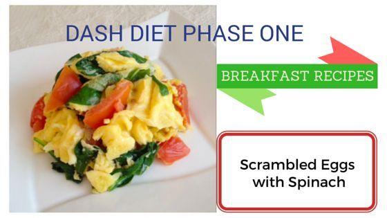Dash Diet Meal Plan Phase 1 Diet Meal Plans Dash Diet Diet