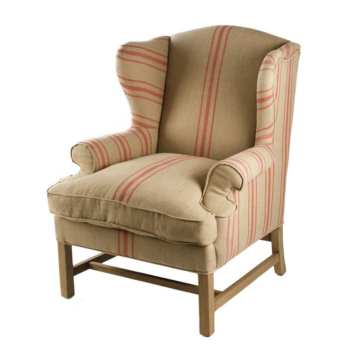 Marseille Wingback Chair Wingback Chair Club Chairs Living