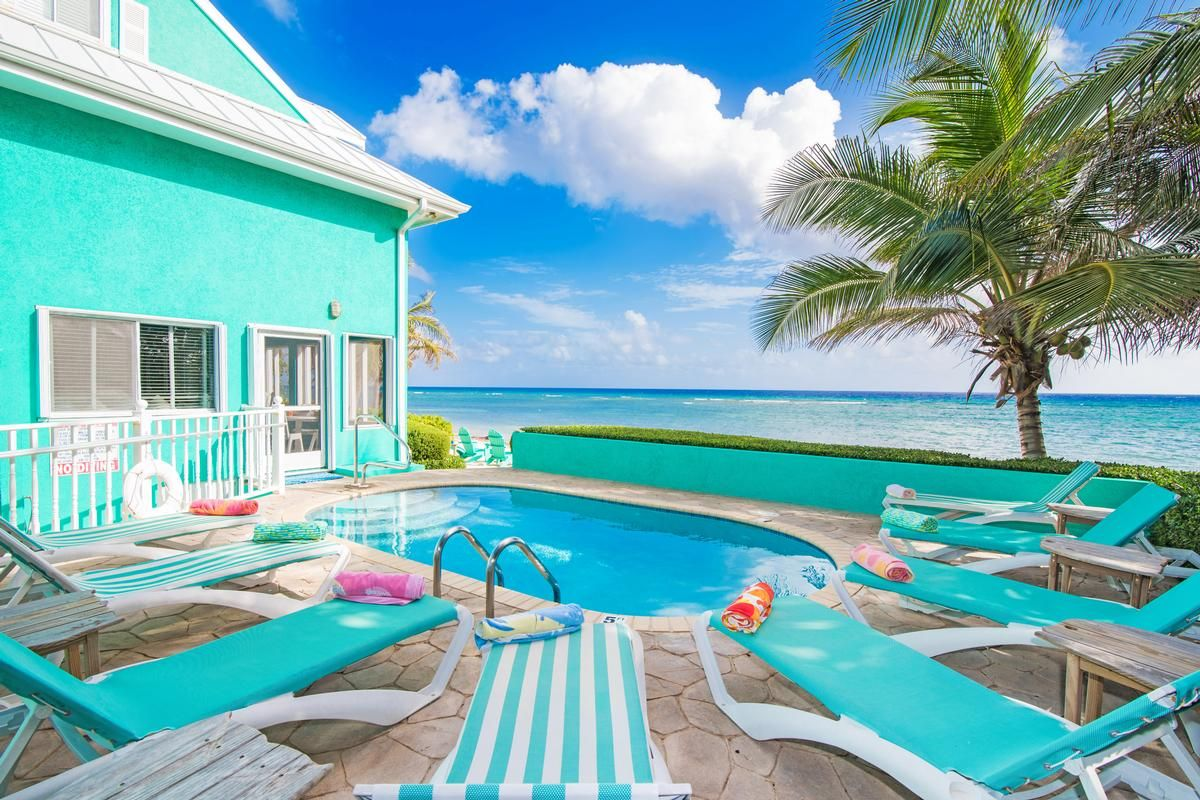 Mansions Caymanease Beach House