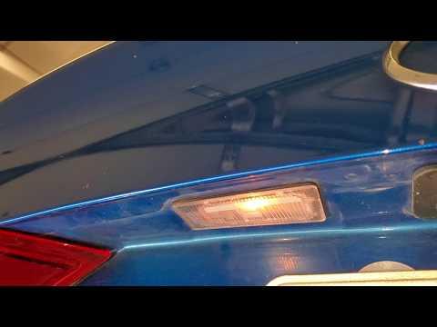 2017 2018 2019 2020 Hyundai Elantra License Plate Light Bulbs Testing After Changing Bulbs Youtube Elantra Hyundai Elantra Hyundai