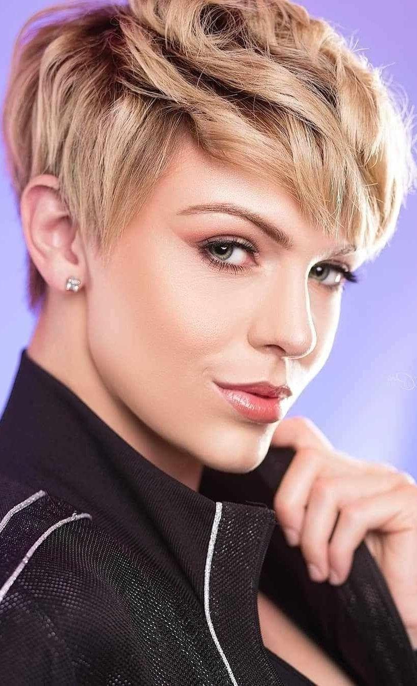 Pin On Short Hair Models