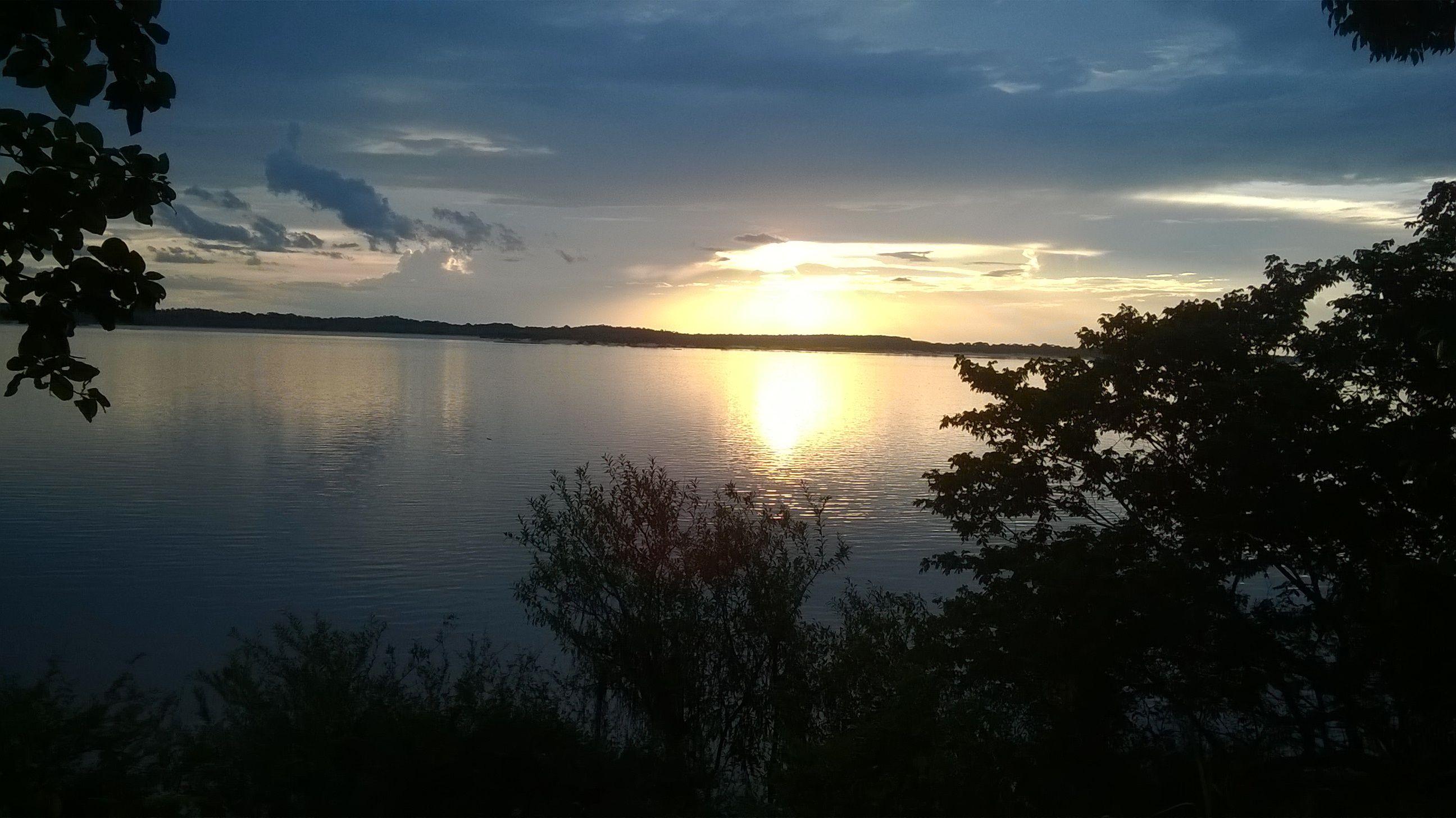 Por do Sol Rio Araguaia