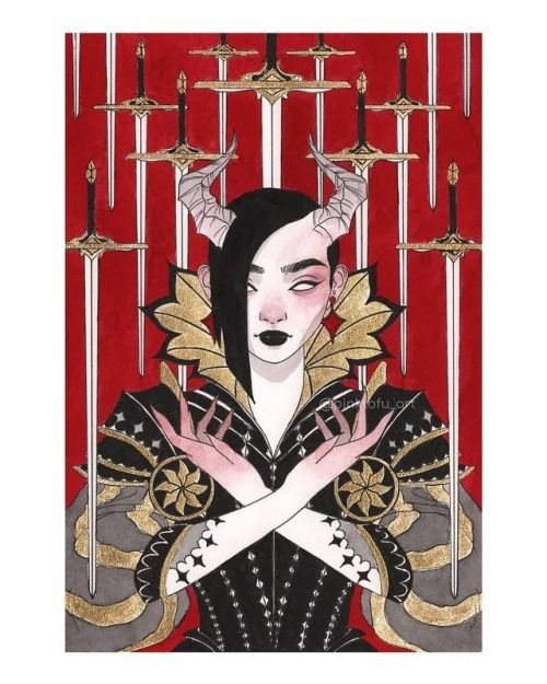 Inktober 2019 artworks by pinktofu_art #inktober2019