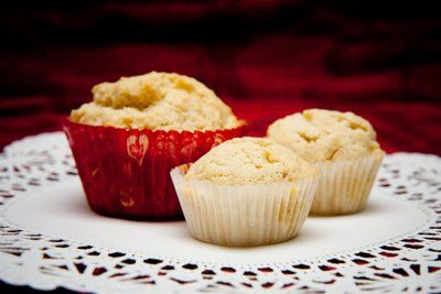 Pound Cake Cupcakes - from Cupcake Project
