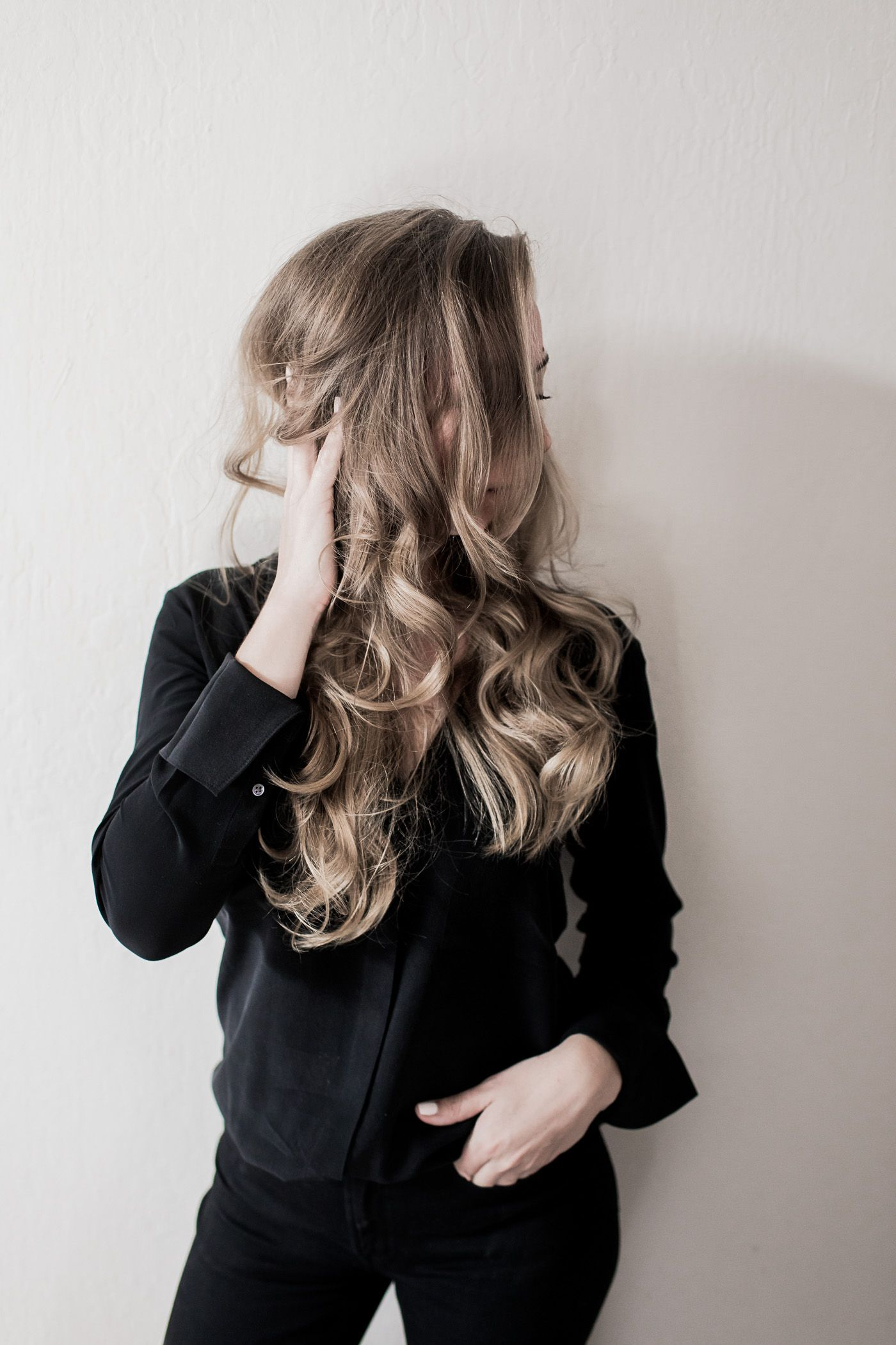 How to add volume to fine hair in easy steps style beauty
